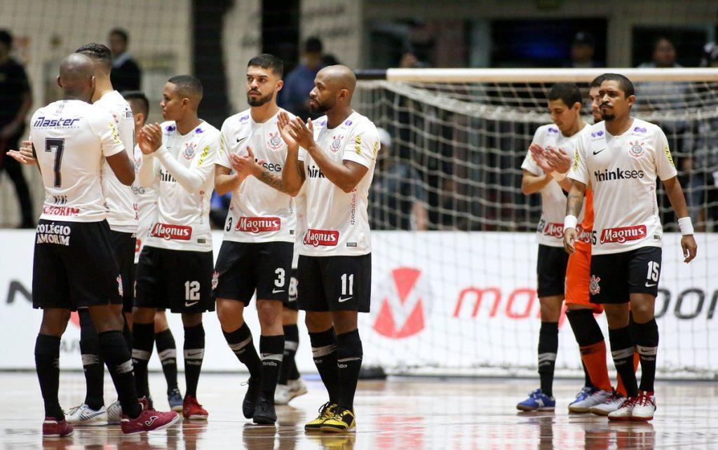 Libertadores Futsal Corinthians Inicia Sua Trajetória Na
