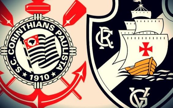 Resultado de imagem para Corinthians x Vasco