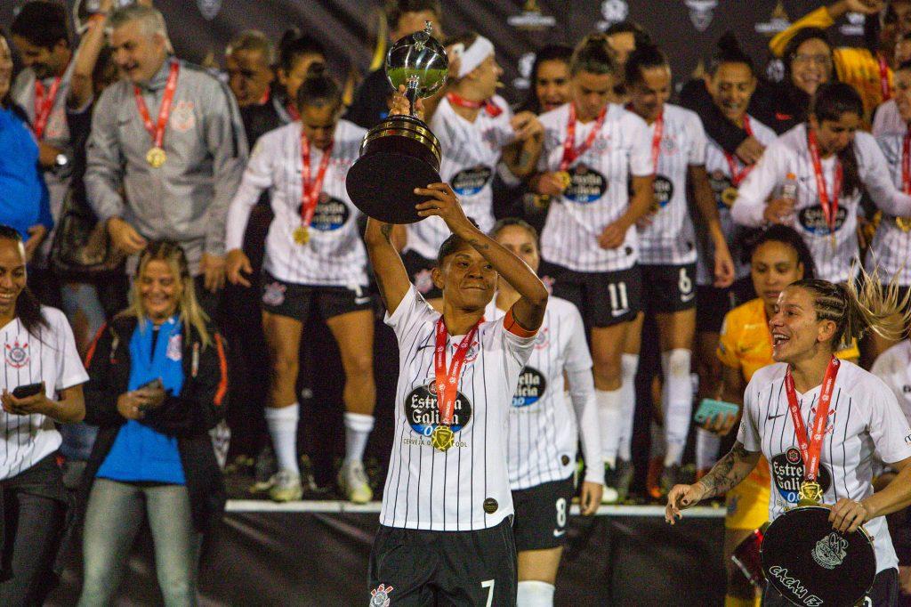 Conquista Garante Timão Na Libertadores Feminina 2020
