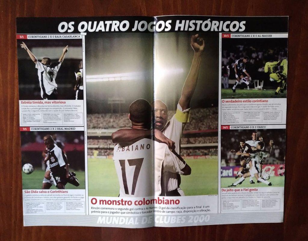 Há 20 Anos Corinthians Garantia A Ida à Final Do Mundial De
