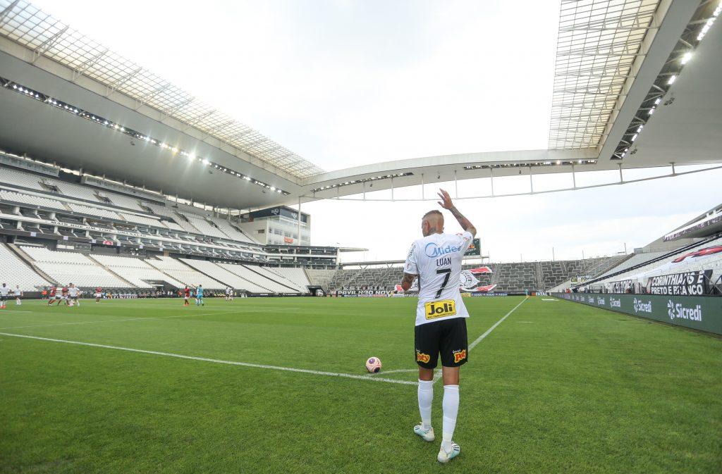 Luan, Corinthians, 2020