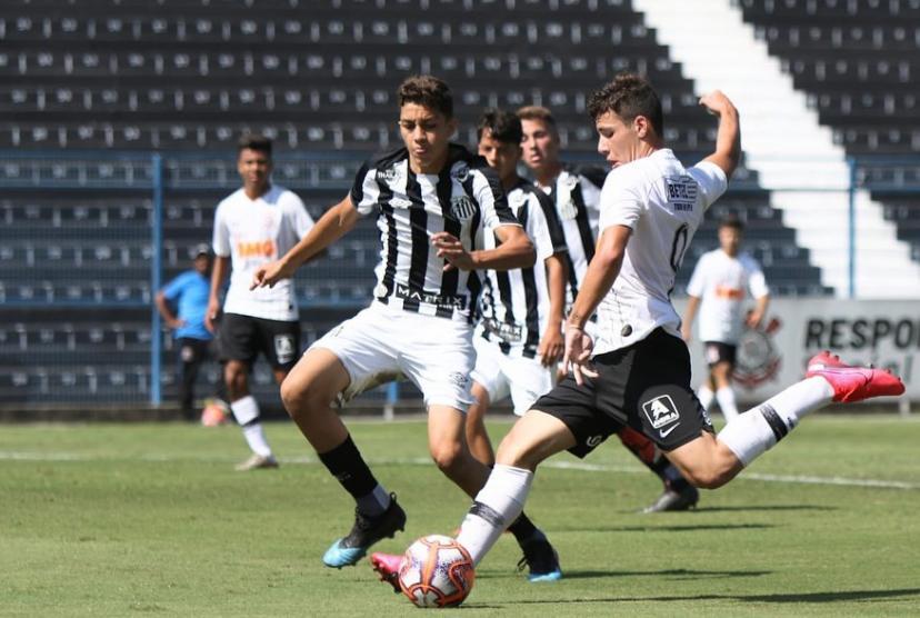 """Fabinho Ricci - """"o artilheiro dos gols bonitos"""" - Sub-15 Foto: Reprodução Instagram do atleta"""