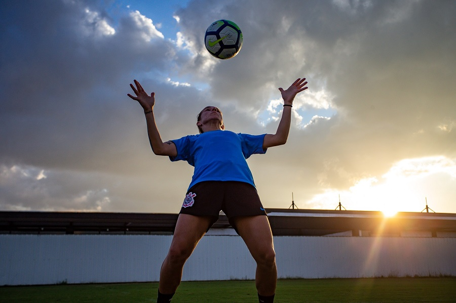 Foto: Bruno Teixeira/Ag. Corinthians - Corinthians feminino