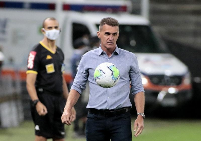 Vagner Mancini fará sua estreia na história do Derby nesta segunda (18). Foto: Rodrigo Coca/Ag. Corinthians