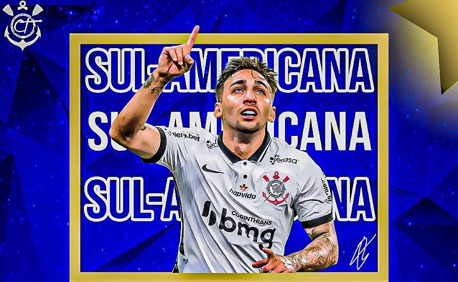 River Plate x Corinthians/Copa Sul-Americana/Imagem Divulgação CdT