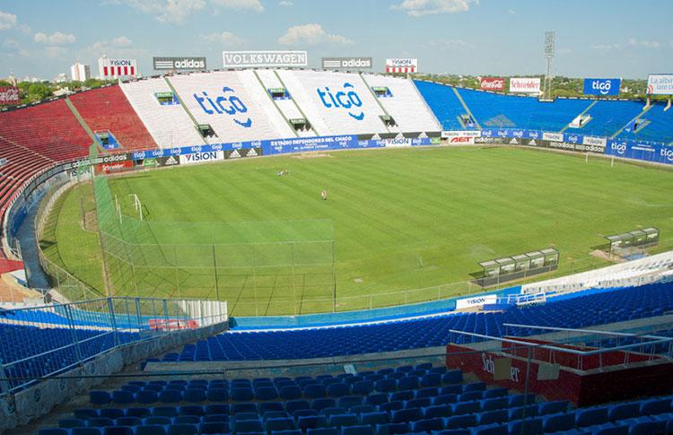Estádio Defensores Del Chaco - Divulgação