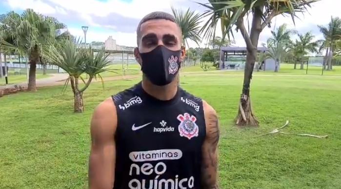 Foto: Reprodução vídeo Corinthians TV