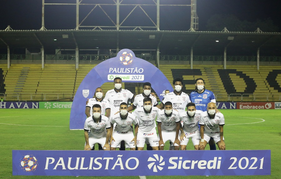Santos x Corinthians ficou marcado para as 20h do dia 25 de abril. Foto Rodrigo Coca // Ag. Corinthians