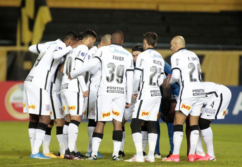 Pela primeira vez, Corinthians perde por quatro gols de diferença em competições internacionais. (Foto: Rodrigo Coca/Ag. Corinthians)